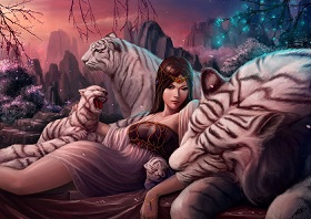 Tiger_Lady_by_Luches (1)