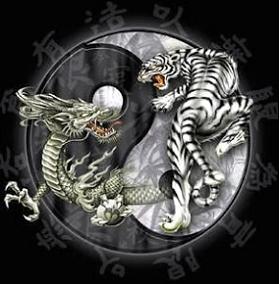 White Tigress Jade Dragon Taoist